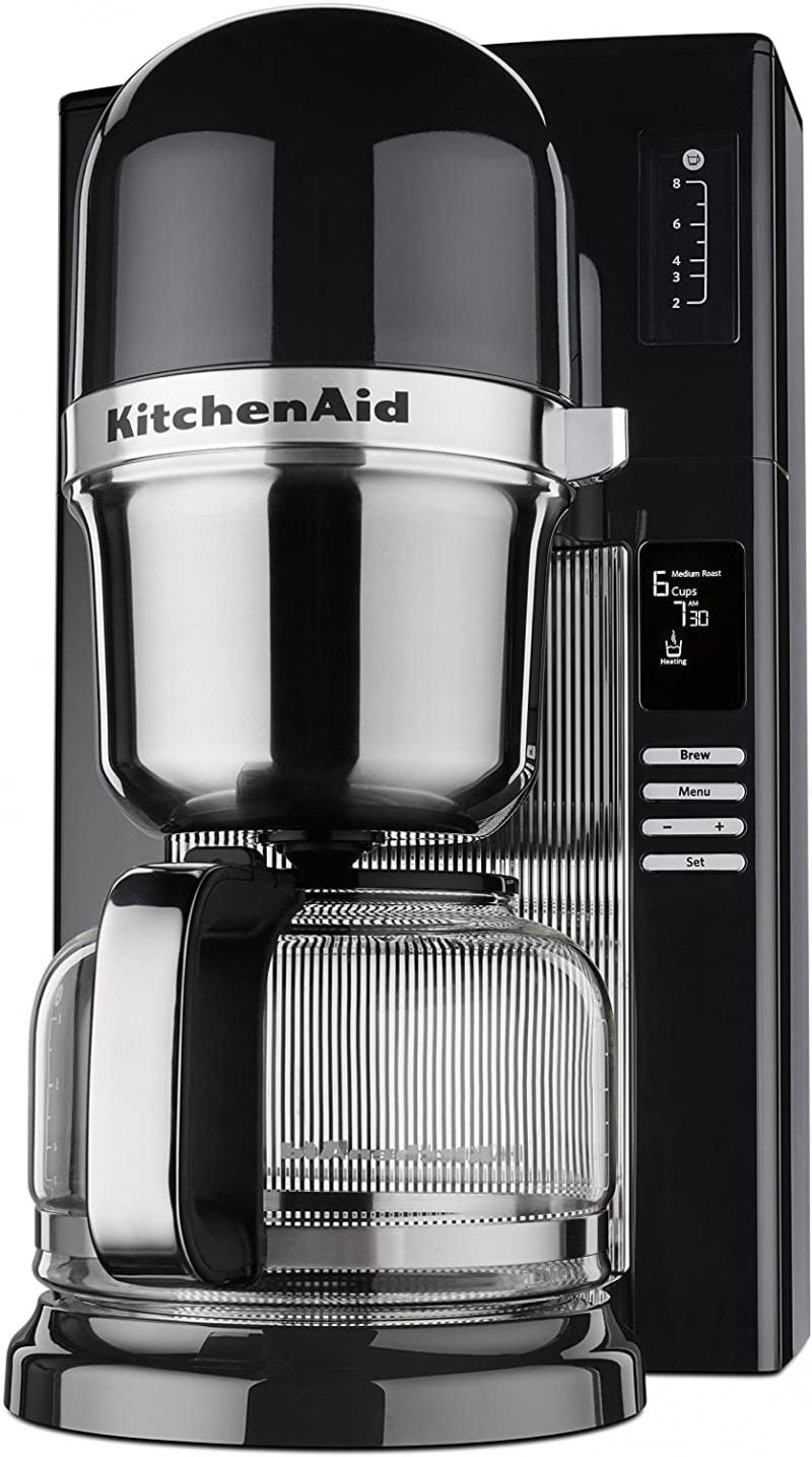 4.KitchenAidKCM0802OBPour-OverCoffeeBrewer