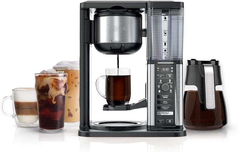 4. Ninja 10-Cup Specialty Coffee Maker