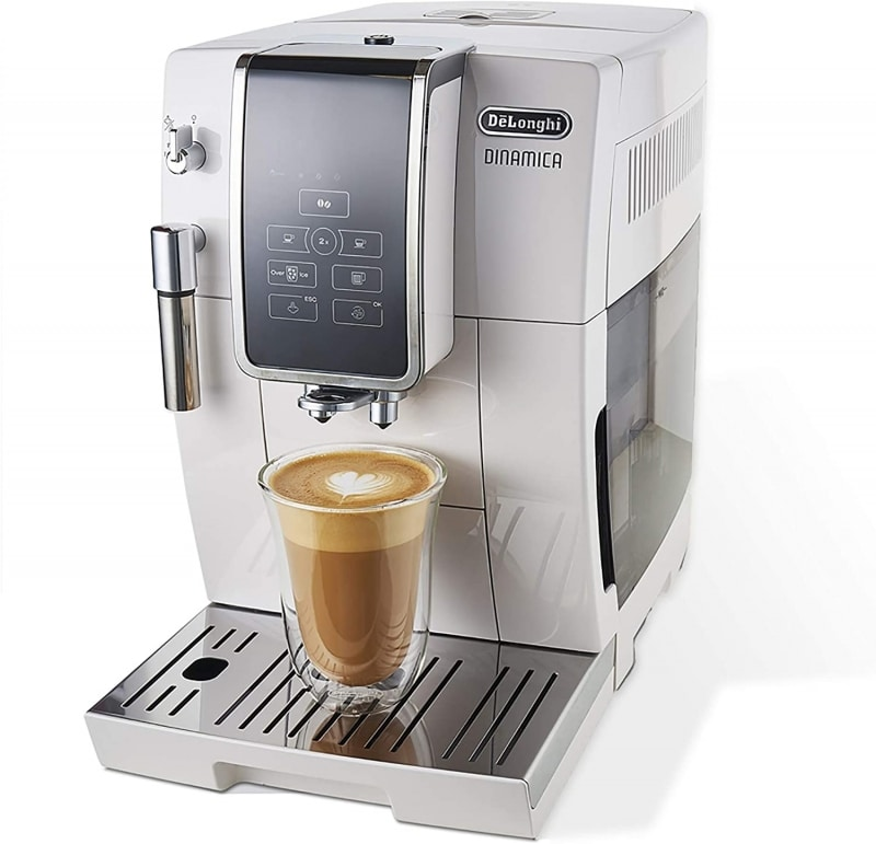 5. De'Longhi Dinamica TrueBrew Automatic Coffee Maker