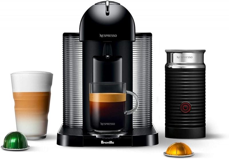 5. Nespresso Vertuo Coffee and Espresso Maker
