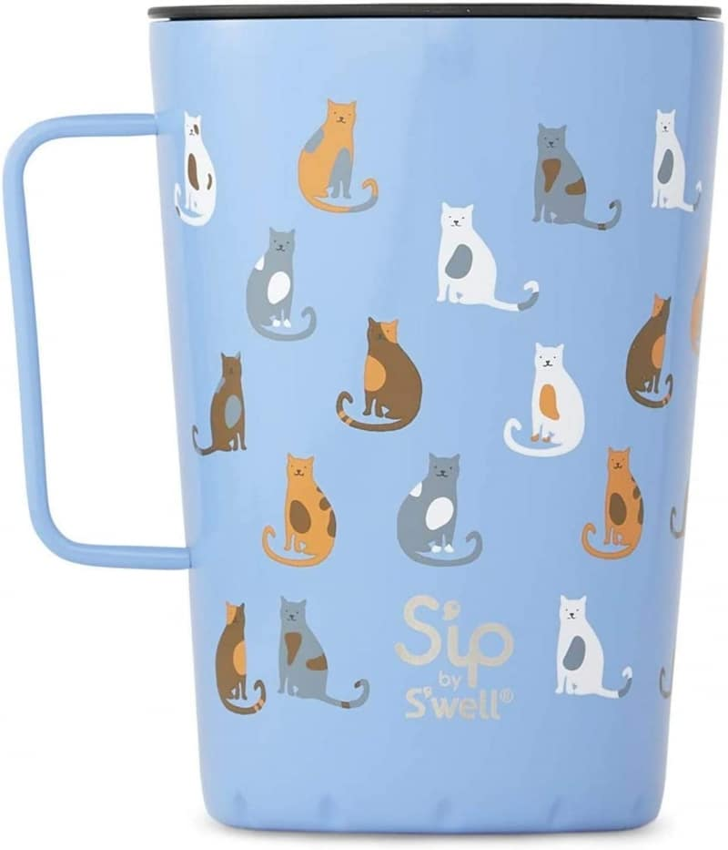 11. S'ip by S'well Stainless Steel Takeaway Mug