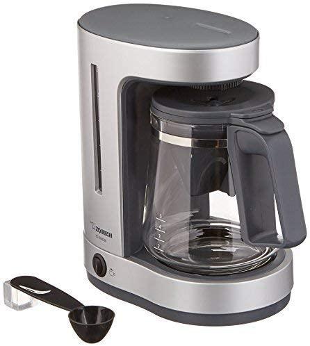 5. Zojirushi EC-DAC50 Zutto Coffee Maker