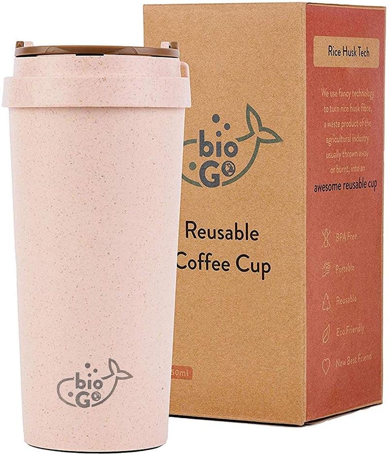 5. BioGo Coffee Cup
