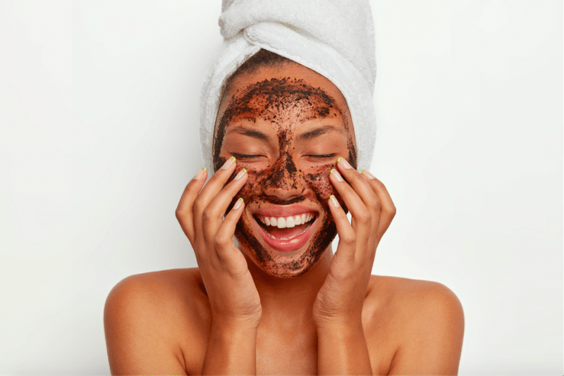 Coffee Benefit #4: Acne Treatment