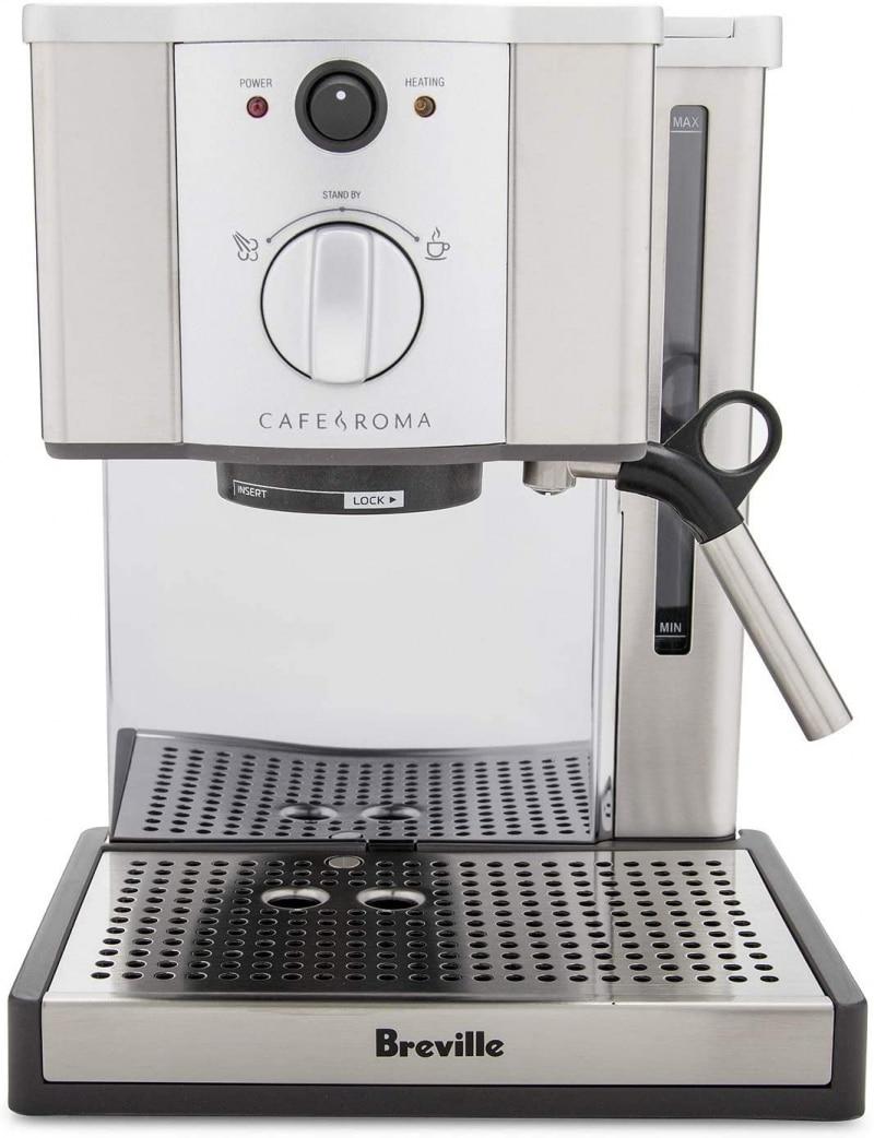 6. Breville ESP8XL Cafe