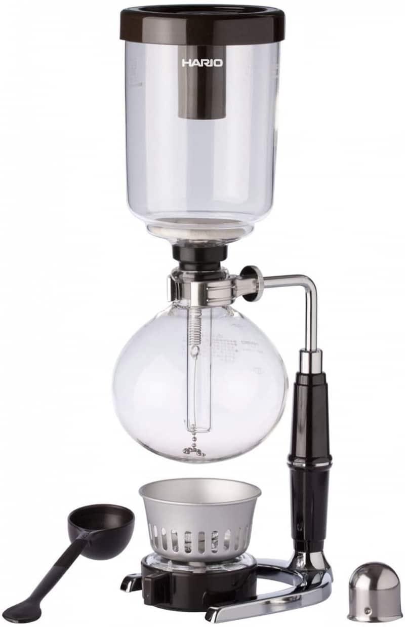 6. Hario Technica Syphon Drip Coffee Makers