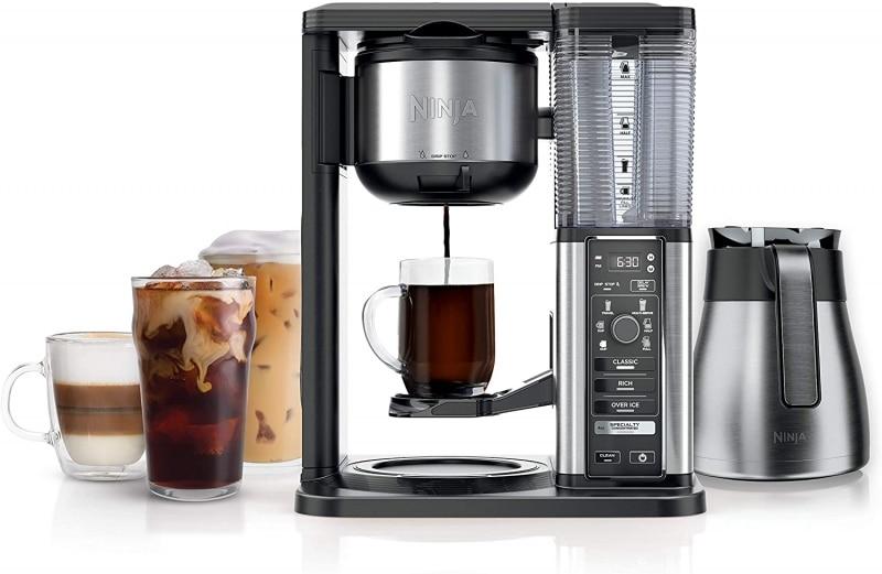 6. Ninja CM407 Specialty Coffee Maker