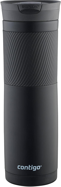 7. Contigo 72952 Vacuum-Insulated Stainless Steel Travel Mug