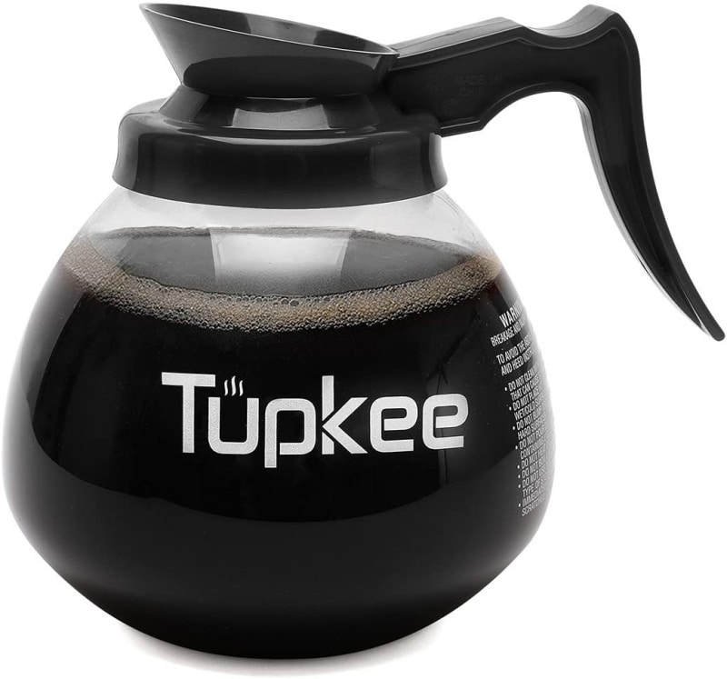 7. Glass Coffee Pot Replacement Carafe