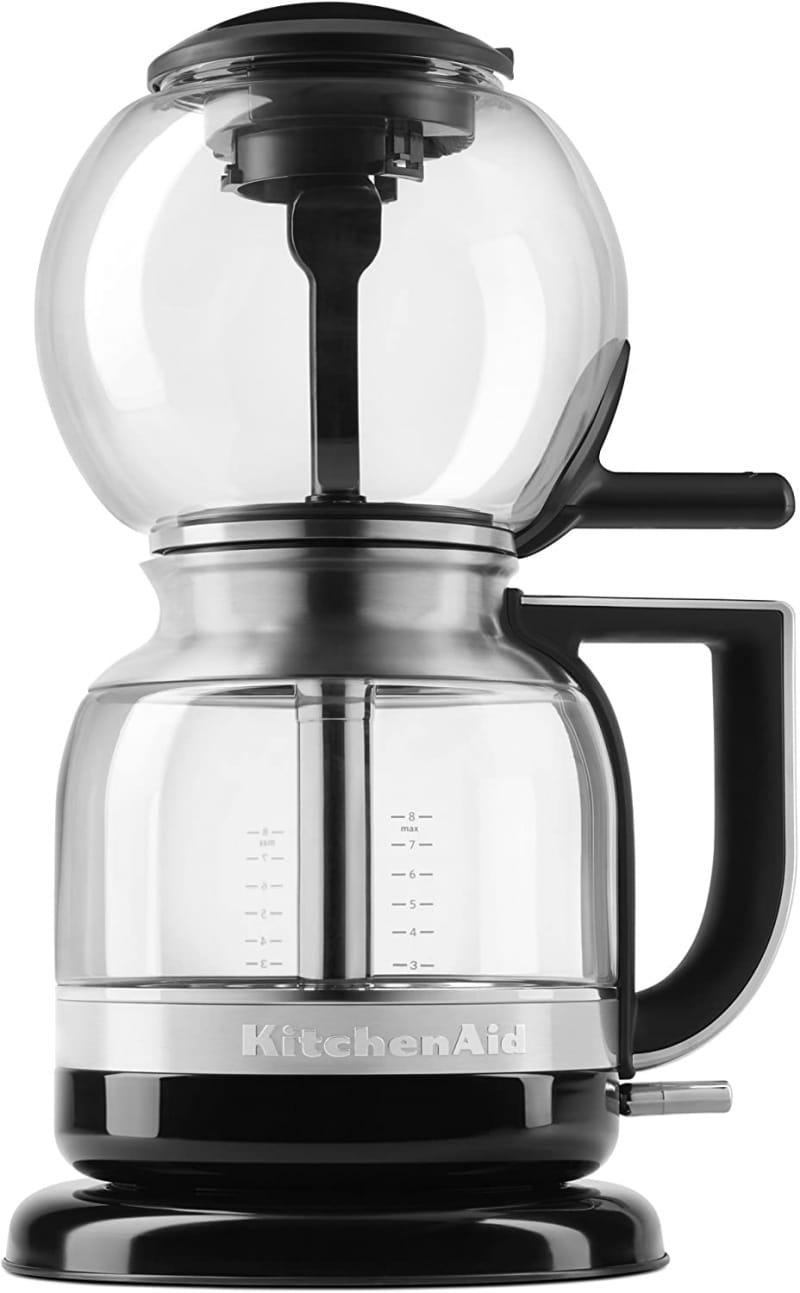 7.  KitchenAid KCM0812OB Siphon Coffee Brewer