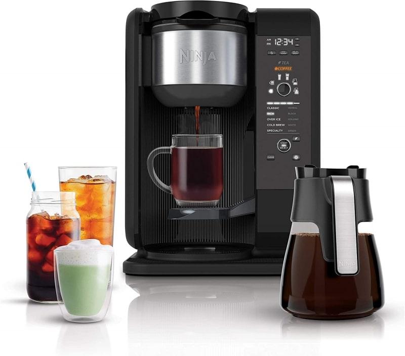 7. Ninja Hot and Cold Brewed Tea and Coffee Maker