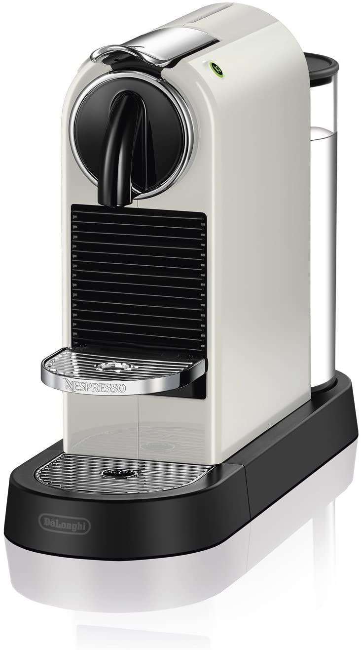 7. White Nespresso CitiZ by De'Longhi