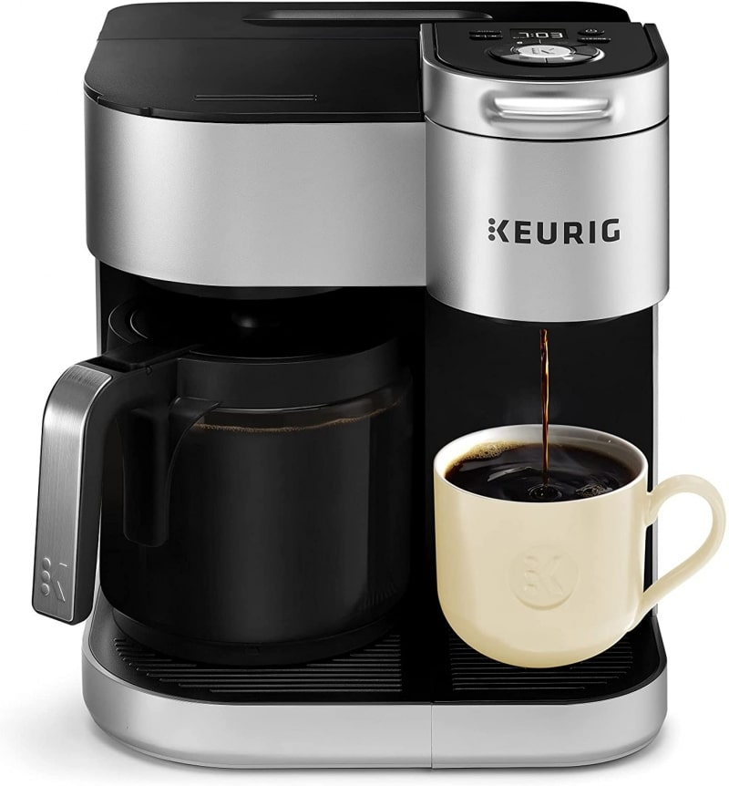 7. Keurig K-Duo Special Edition Coffee Maker
