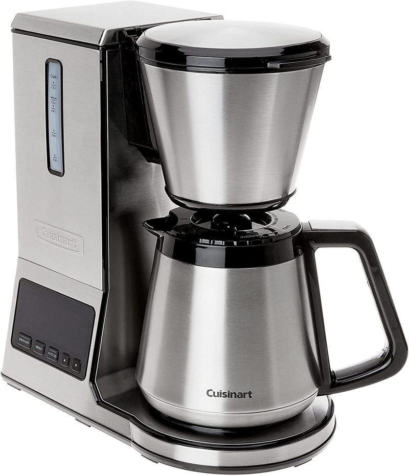 8. Cuisinart CPO-850 Coffee Brewer