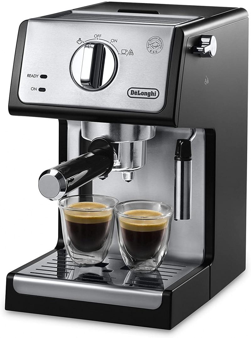 8. De'Longhi 15 Bar Pump Espresso And Cappuccino Machine