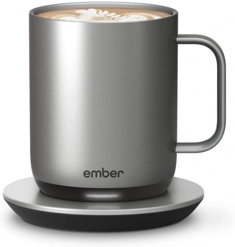 3. New Ember Temperature Control Smart Mug