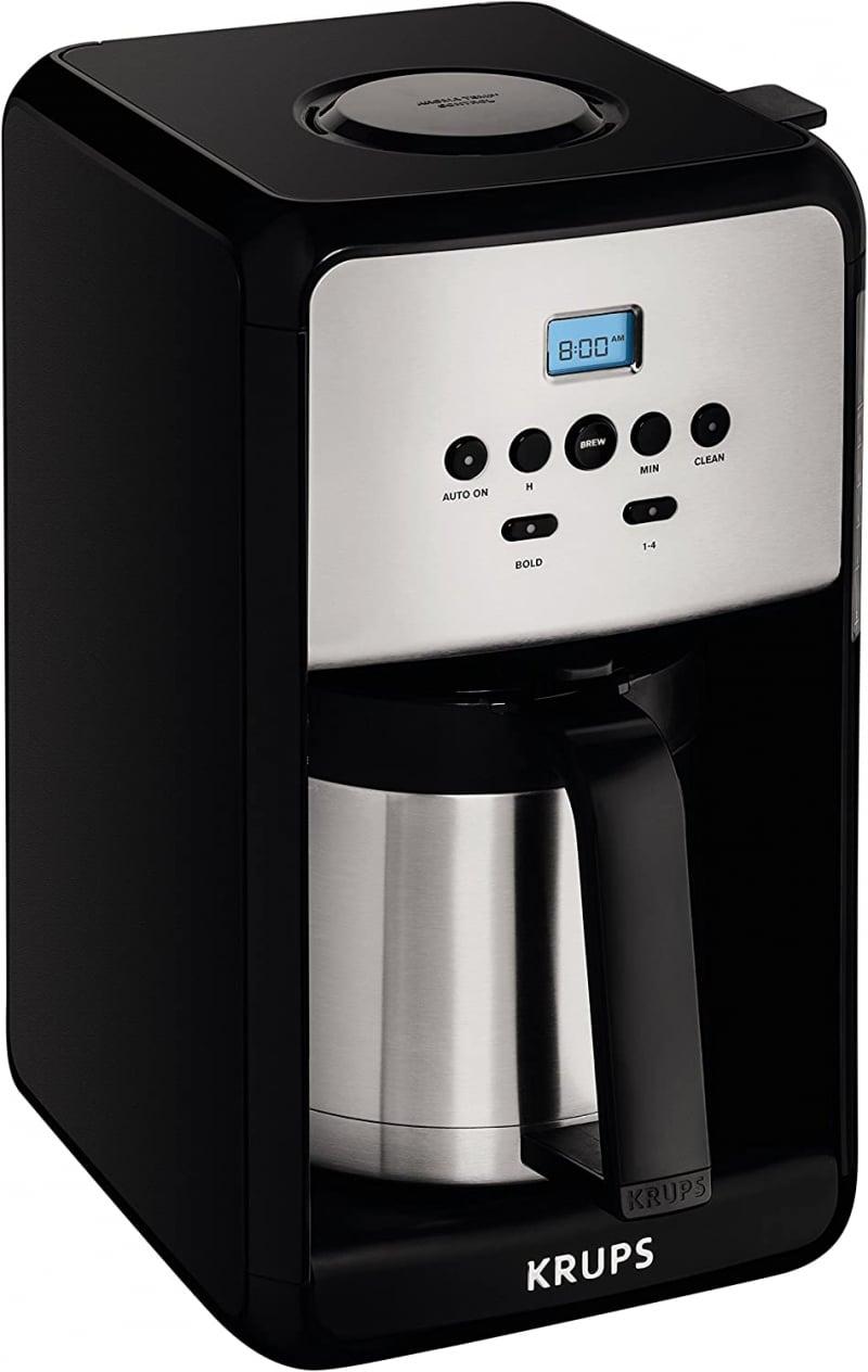 5. KRUPS ET351 Stainless Steel Coffee Maker