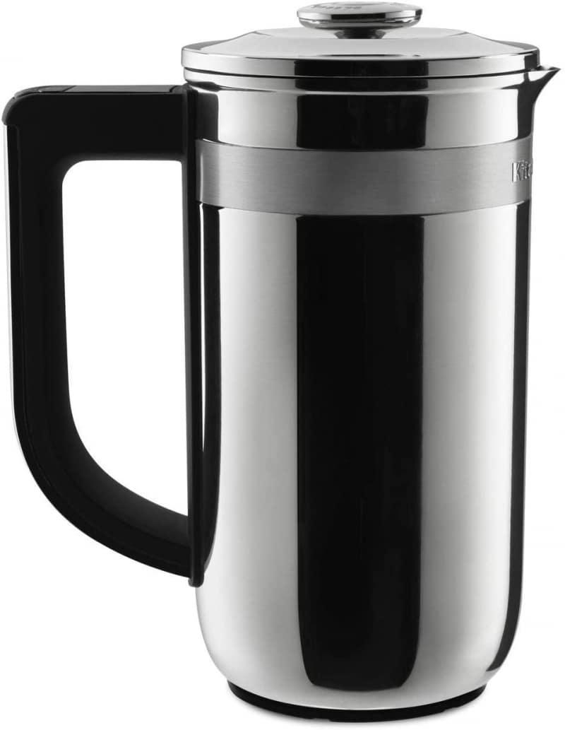 8. KitchenAid KCM0512SS Precision Press Coffee Maker