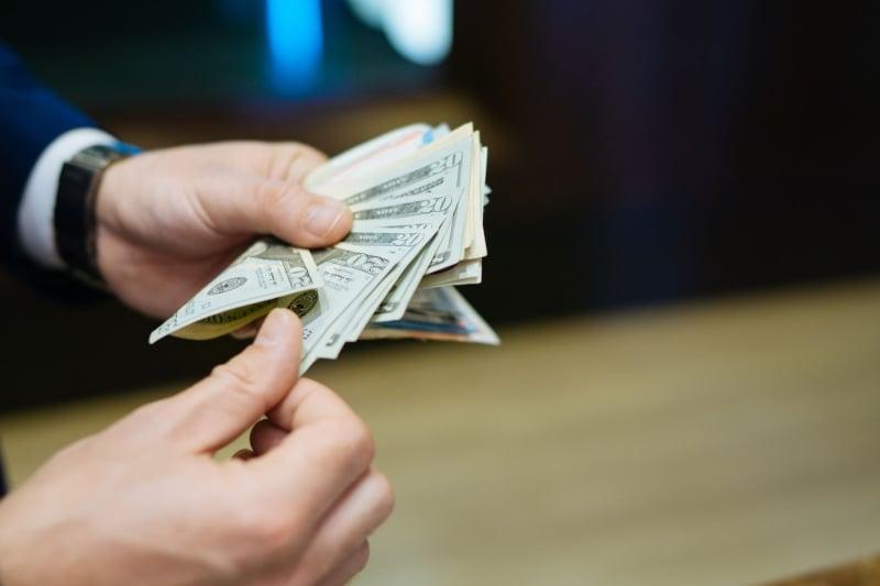 8. Cash Payment Discount