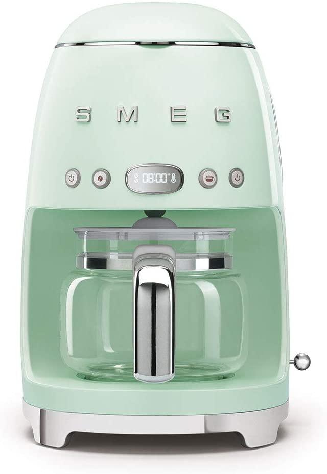 8. Smeg 50_s Retro Style Aesthetic Drip Filter Coffee
