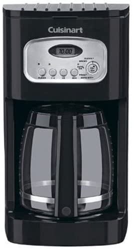 9. Cuisinart DCC-1100BKP1 Automatic Coffee Maker
