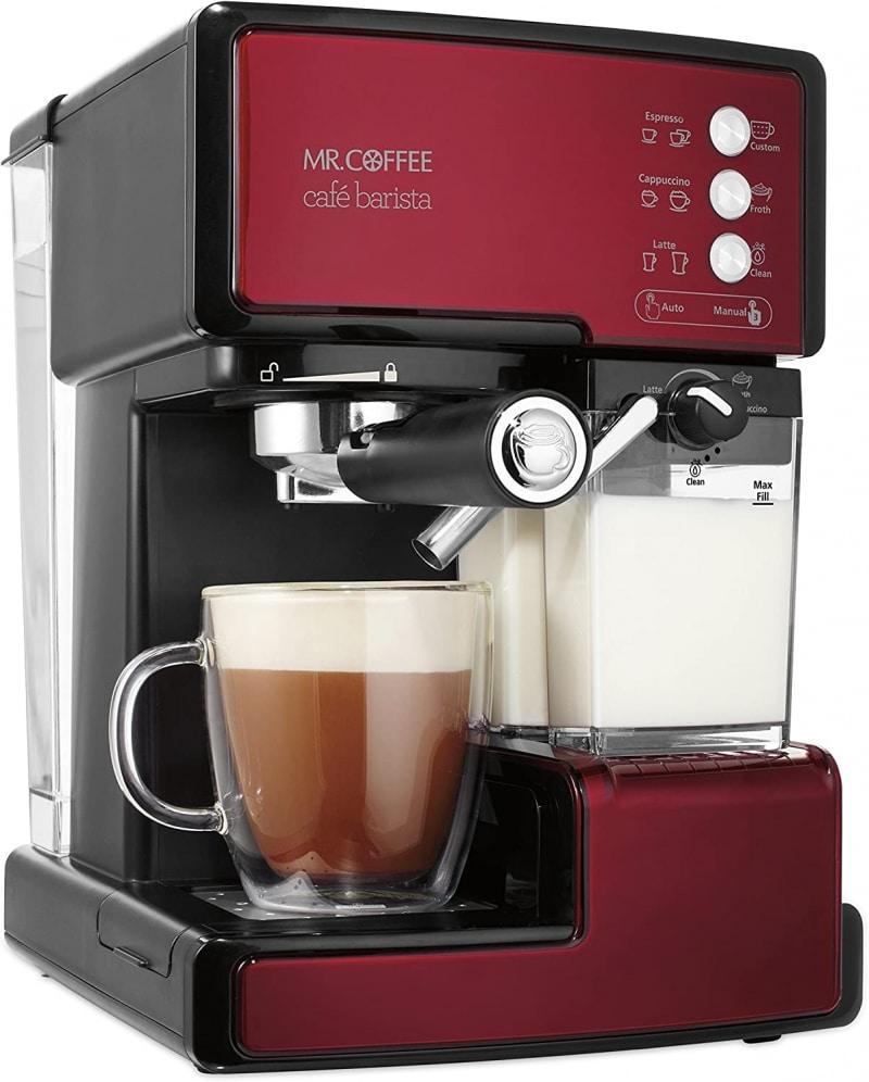 9. Mr. Coffee Cafe Barista Espresso