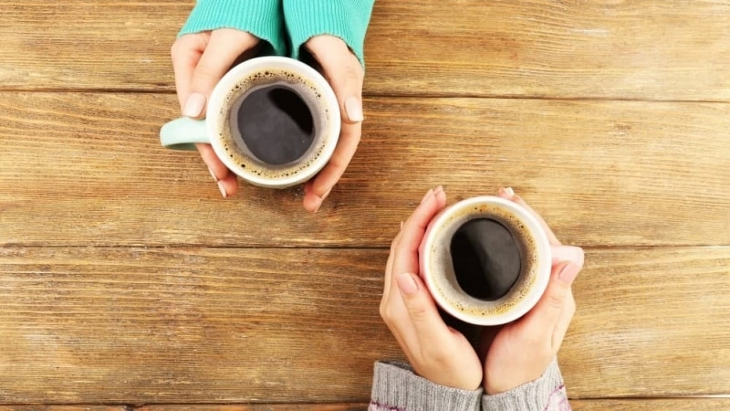 Can you drink coffee as part of your daily fluid intake?