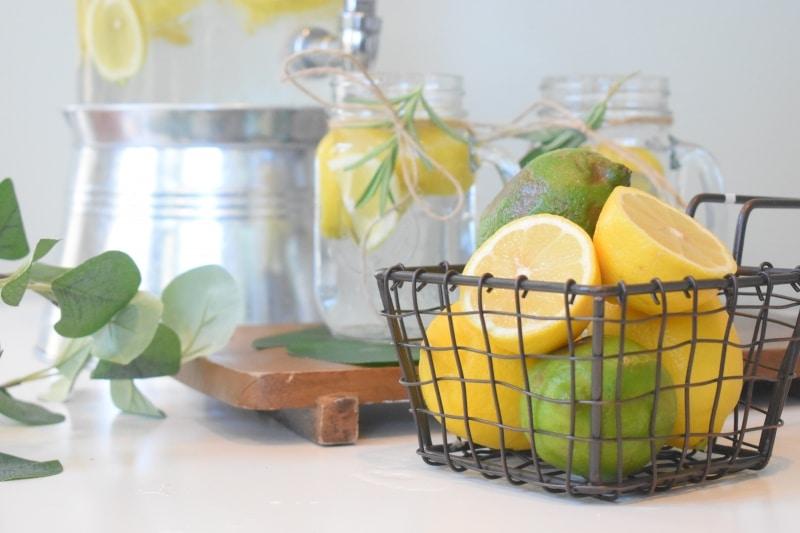 DIY descaling solution using citric acid