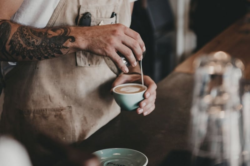 How Could You Become A Barista In A Cafe?
