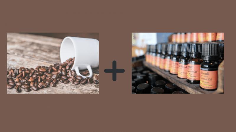 Coffee With Organic Oil