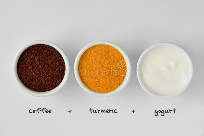 Coffee With Turmeric and Yoghurt