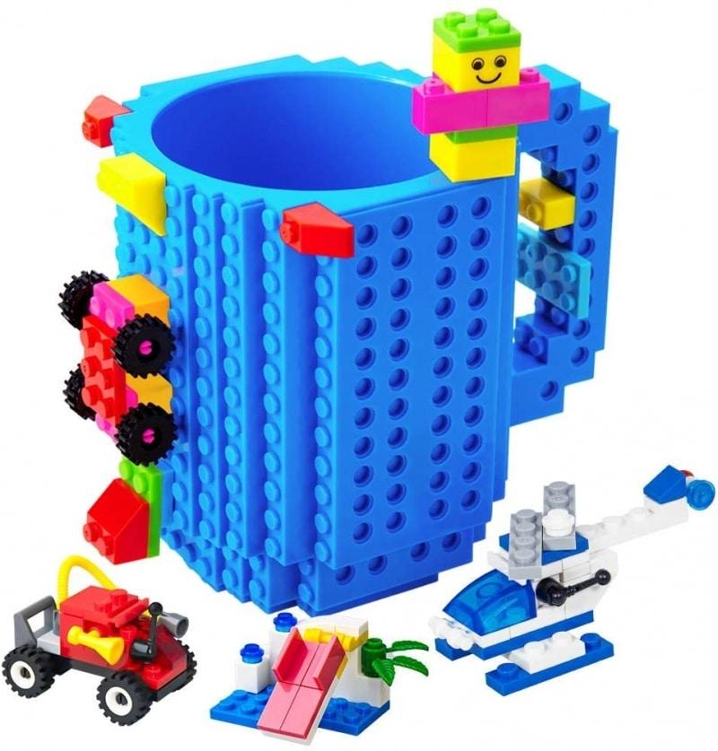28. BOMENNE Build-on Brick Mug