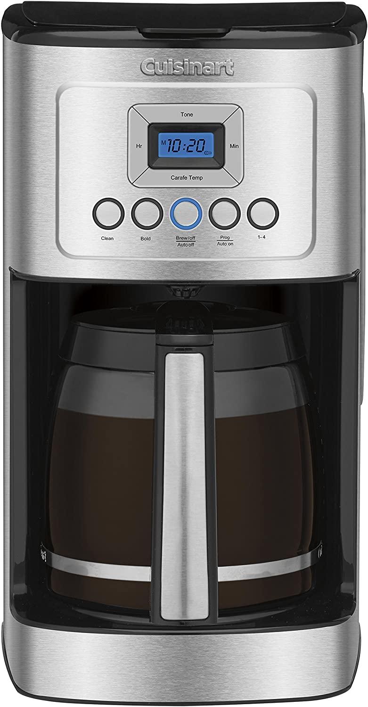 1. Cuisinart DCC-3200P1 Perfectemp Coffee Maker