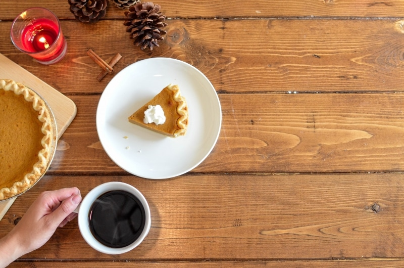 Easy Homemade Thanksgiving Coffee To Celebrate With Family And Friends Intro