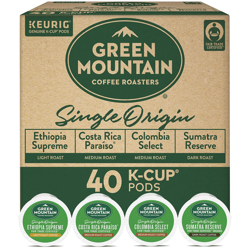 1. Keurig Green Mountain Coffee
