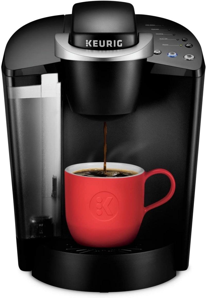1. Keurig K-Classic Coffee Maker