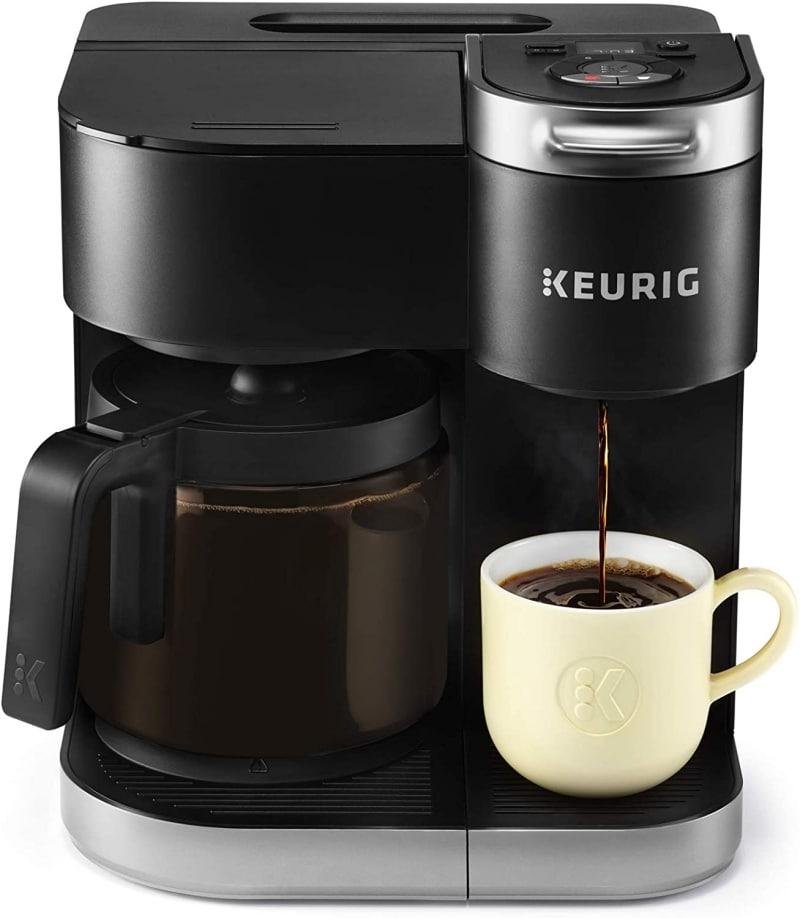 1. Keurig K-Duo Best Coffee Maker