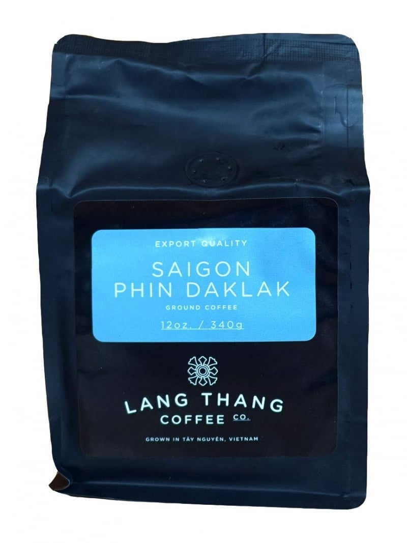 1. Saigon Phin Daklak Vietnamese Coffees
