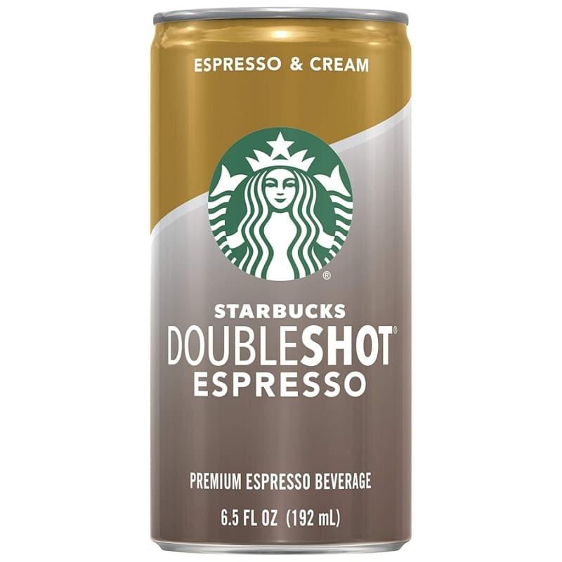 1. Starbucks Doubleshot