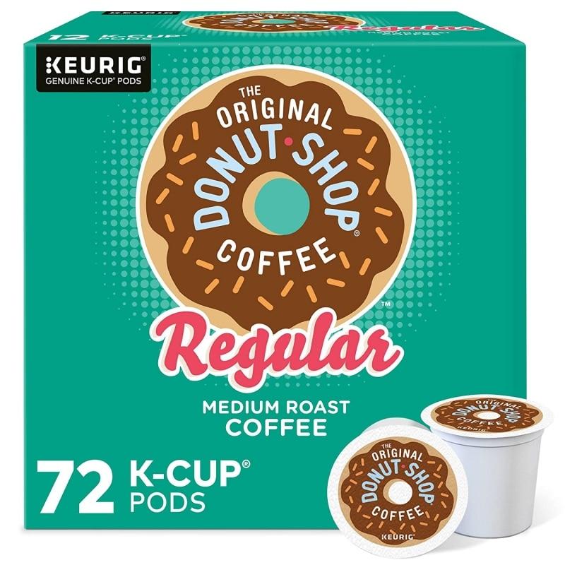 1. The Original Donut Shop Keurig Single-Serve K-Cup Pods