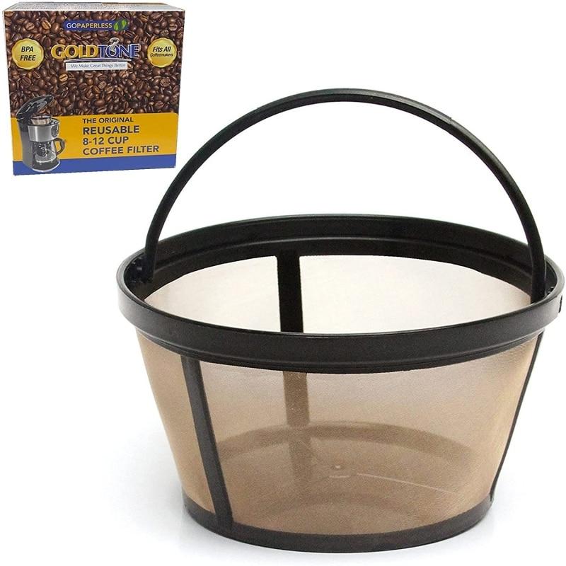 1. GOLDTONE Reusable coffee filter