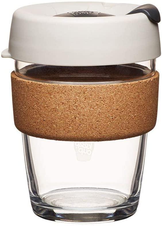 1. KeepCup Reusable Glass Mug
