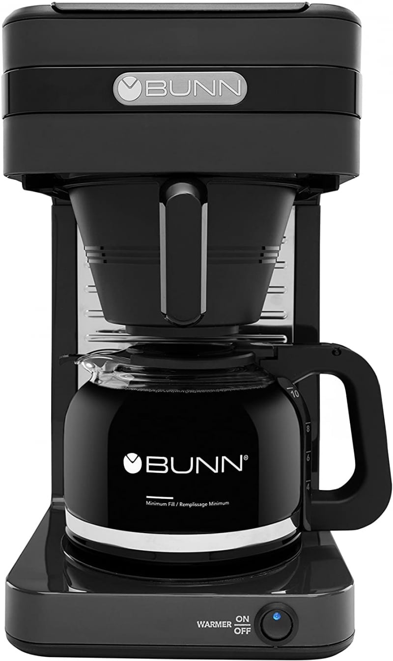 10. BUNN 52700 CSB2G Speed Brew Elite Coffee Maker