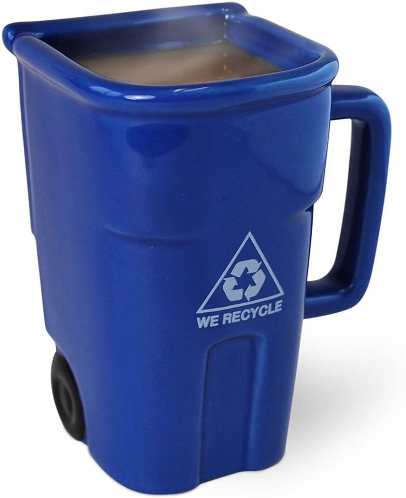 19. BigMouthThe Recycling Bin Mug