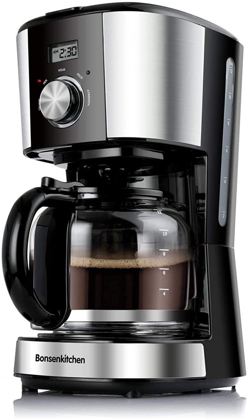 10. Bonsenkitchen Drip Coffee Maker
