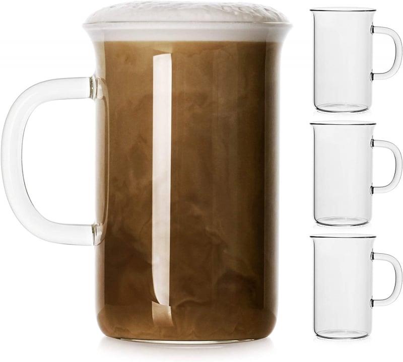 10. LUXU_ing Glass Mugs
