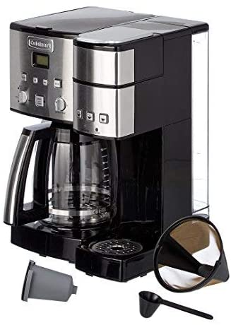 10. Cuisinart SS-15P1 Coffee Center 12-Cup Coffeemaker
