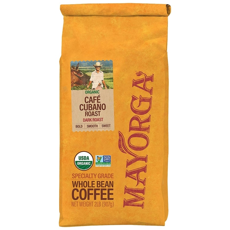 10. Mayorga Organics Café Cubano Roast