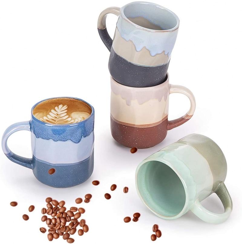 11. Honey Pot Alike Cutiset Coffee Mugs, Dishwasher Safe