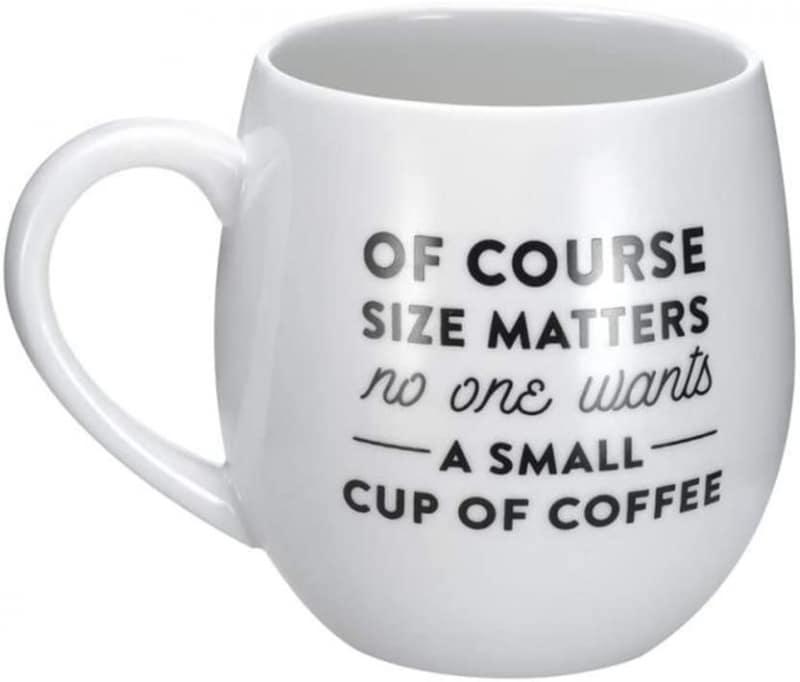 11. Ninepeak Jumbo Ceramic Mug